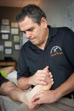 Andy Shetterly - Active Release Tequnique,Neuromuscular Therapy, Active Isolated Stretching